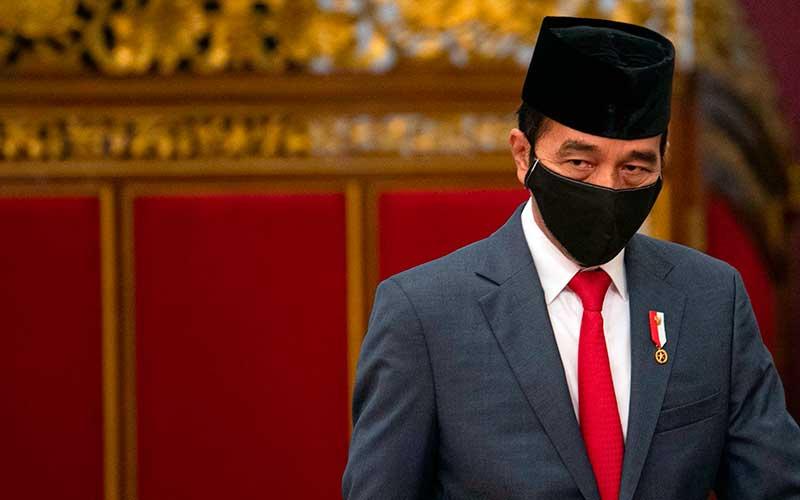 Kebijakan Politik Jokowi Saat Pandemi